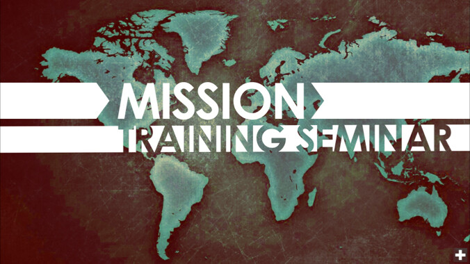 Mission Training Seminar