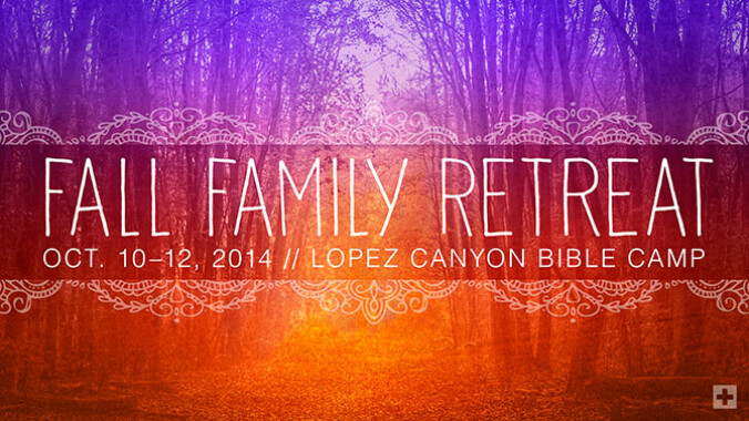 Family Fall Retreat
