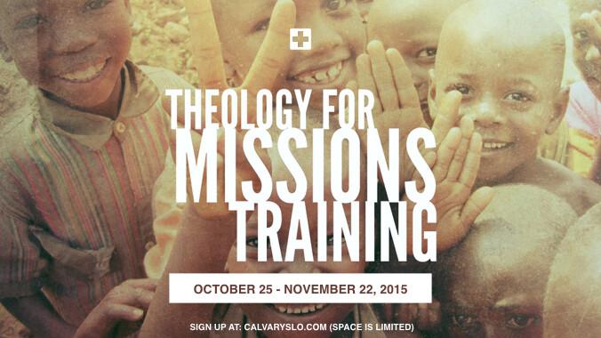 Missions Training