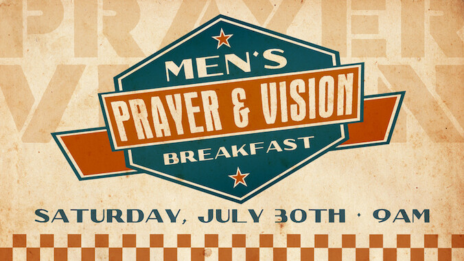 Mens Prayer Breakfast