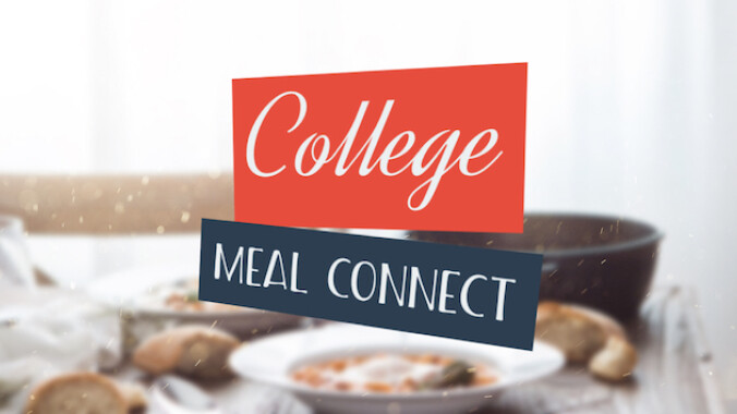 College Meal Connect