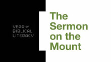 Sermon on the Mount - Creative Retribution - Matt. 5:38-42