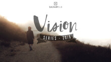 Vision Series 2018 - Generosity, the Way Ahead