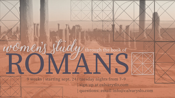 Fall Women's Bible Study