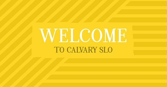 Welcome to Calvary Meet-Up