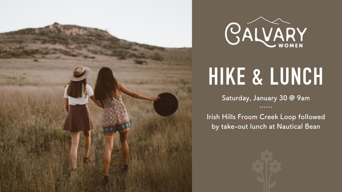 Women's Hike & Lunch