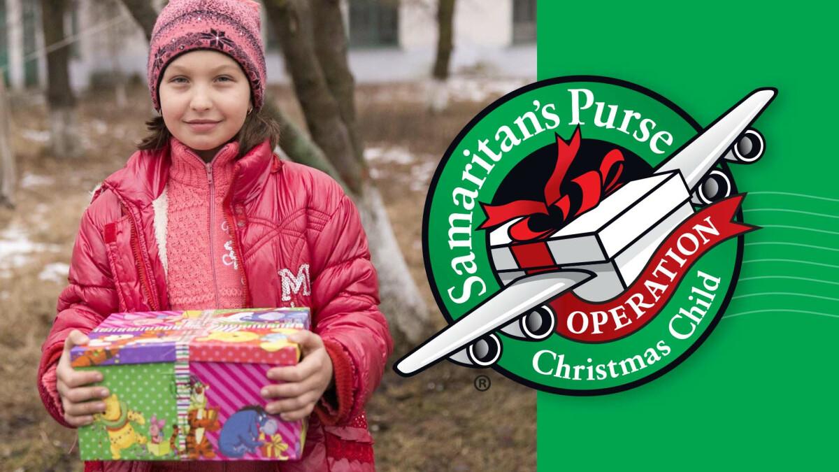 Operation Christmas Child Shoebox Party
