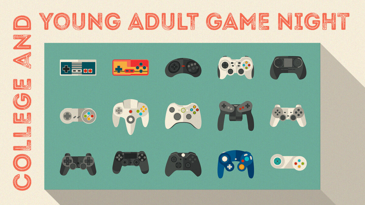 College & Young Adult Game Night