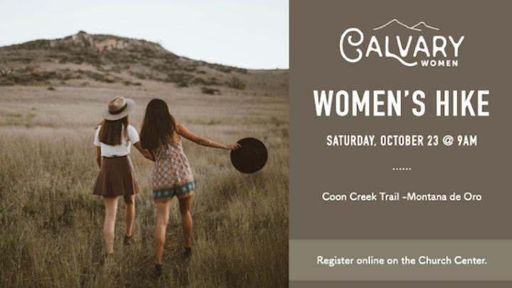 October Women's Hike